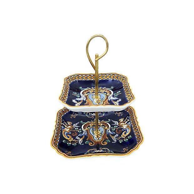 Gien Gien French Renaissance Serving Set - 10 Pieces For Sale - Image 4 of 6