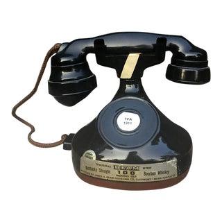 Telephone Whiskey Decanter by Jim Beam