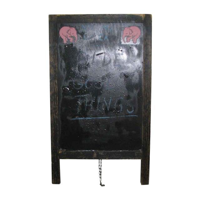 Vintage Sandwich Board Sign - Image 1 of 8