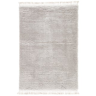Jaipur Living Katya Light Gray Area Rug - 2′ × 3′ For Sale
