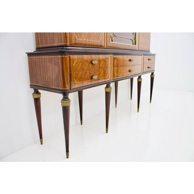 Highboard or Credenza From Italy 1959 For Sale - Image 4 of 12