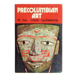 Precolumbian Art of North America and Mexico Book For Sale