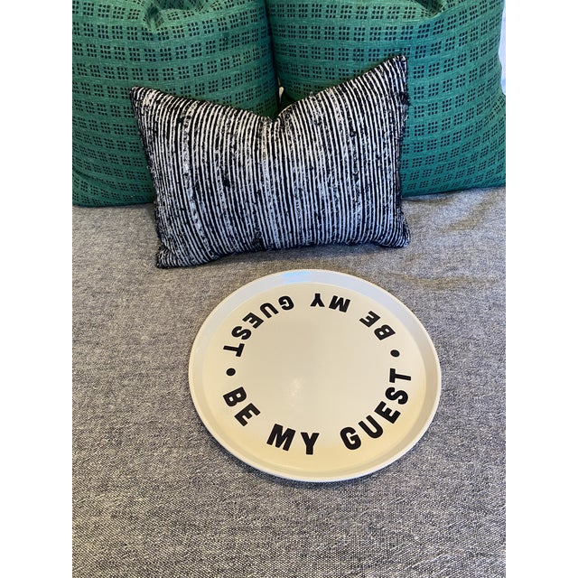 """""""Be My Guest"""" Tray For Sale - Image 4 of 6"""
