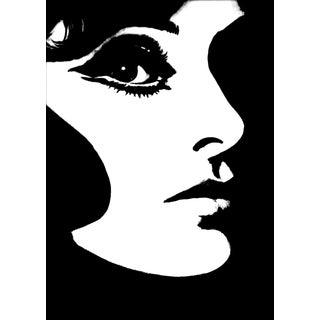 Pop Art Style Superstar Wallpaper For Sale