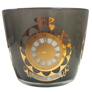 Clock Face Ice Bucket
