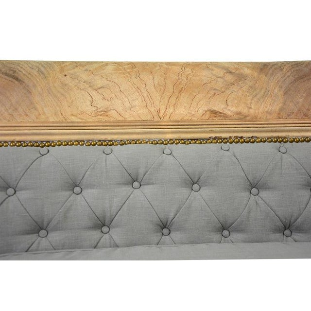 Vintage European Deconstructed Sofa For Sale - Image 7 of 8