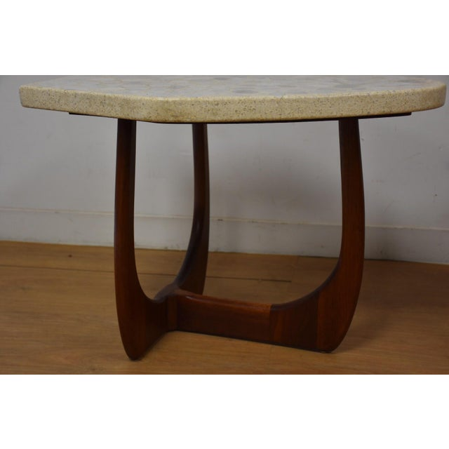 Harvey Probber Terrazzo End Tables - A Pair For Sale - Image 9 of 11