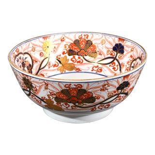 Regency New Stone Imari Bowl, Pattern # 2283 For Sale