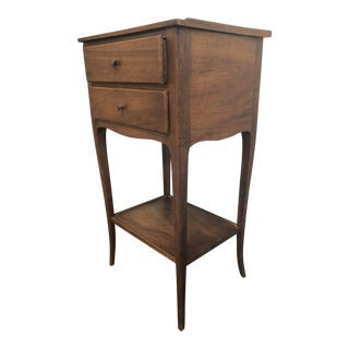 French Nightstand For Sale