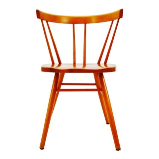 Vintage George Nakashima for Knoll Spindle Chair For Sale