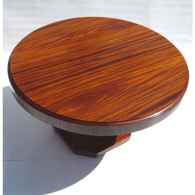 Louis Majorelle Dining Table - Image 2 of 6