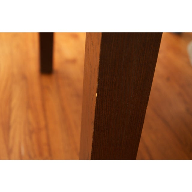 Ethan Allen Horizon Collection Dining Table - Image 7 of 8