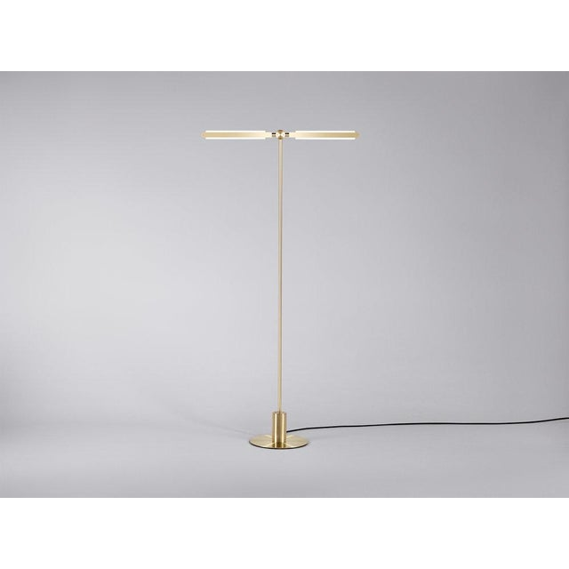Pelle Pris T Floor Lamp For Sale In New York - Image 6 of 6
