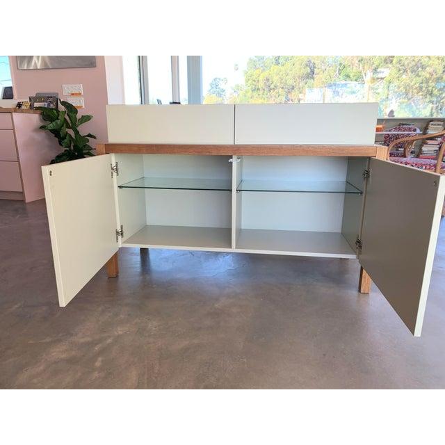 Paint Modern Usona Sideboard For Sale - Image 7 of 8