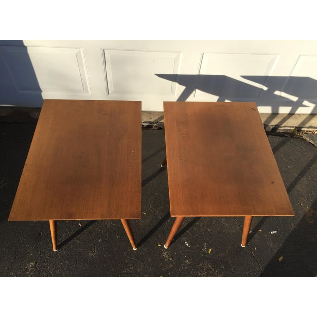 Paul McCobb Side Tables - A Pair - Image 7 of 10
