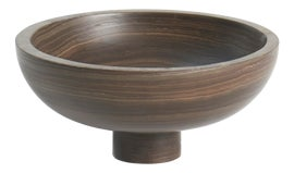 Image of Newly Made Brown Decorative Bowls