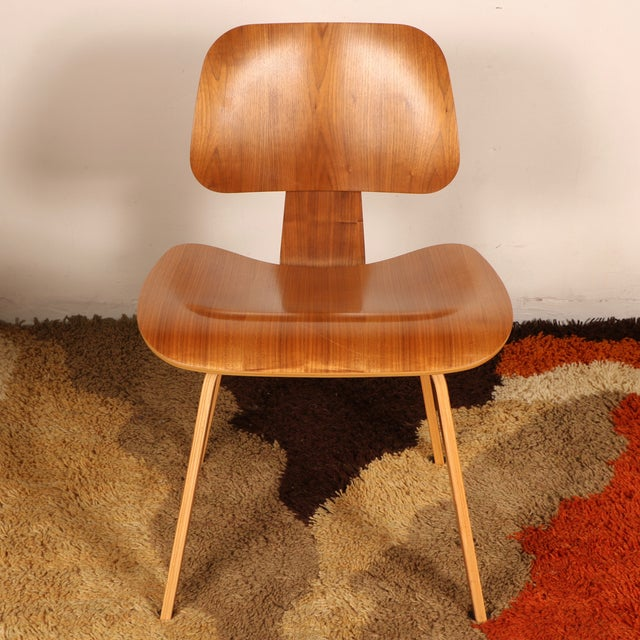 Eames Molded Dining Chair for Herman Miller - Image 4 of 11