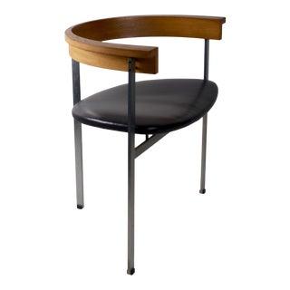 1950s Vintage Poul Kjaerholm for E. Kold Christensen Chair For Sale