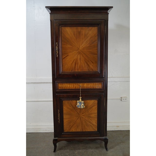Rossi Brothers French Louis XV Style Armoire - Image 2 of 10