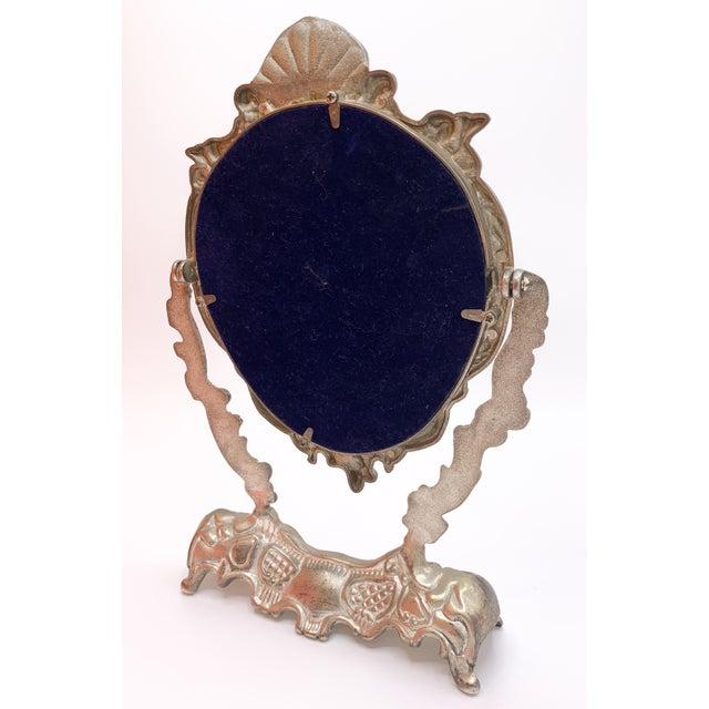 Art Nouveau Dressing Table Mirror For Sale - Image 6 of 9