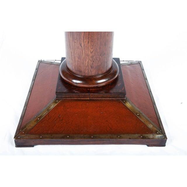 Vintage Art Nouveau table For Sale - Image 4 of 7