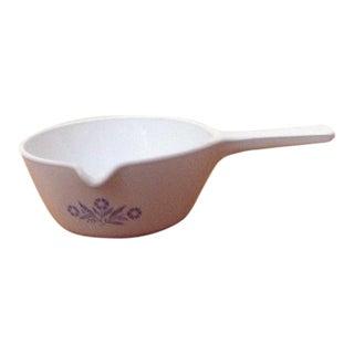 Vintage Corning Ware Pan