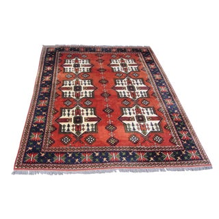 "Kargai Wool Area Rug - 8'6"" x 10'1"""