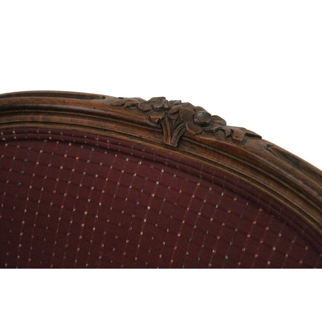 Ethan Allen Louis XV Style Bergeres - A Pair - Image 2 of 3