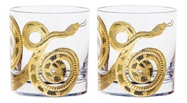 Image of Victorian Cocktail Glasses