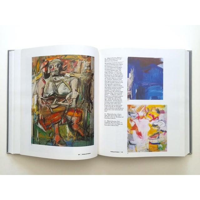 "Paper "" Museum of Modern Art New York "" Vintage 1997 Iconic Extra Large Landmark Volume Modern Art Book For Sale - Image 7 of 13"