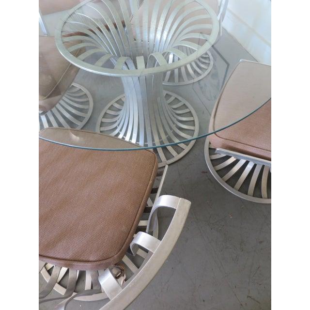 Mid-Century Modern Russell Woodard Aluminum Patio Furniture - A Set - Image 3 of 9