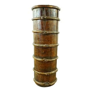 Antique Tibetan Yak Butter Churn