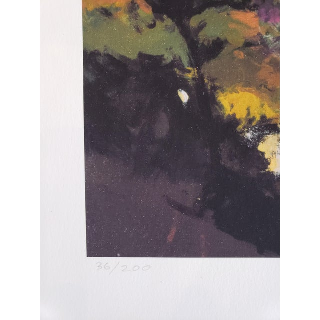 Early 21st Century John Maxon Limited Edition Landscape Print For Sale - Image 5 of 7