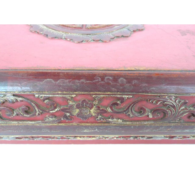 Antique Chinese Scholar Boxes - A Pair - Image 6 of 10