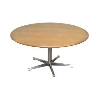 Danish Modern Teak Hi-Low Coffee Table For Sale