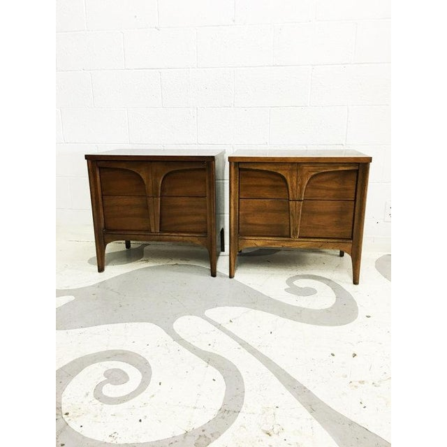Mid-Century Modern Side Tables - A Pair - Image 2 of 6