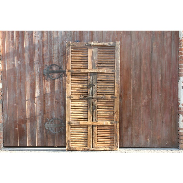 Mid 19th Century Antique 19th Century Hungarian Doors For Sale - Image 5 of 9