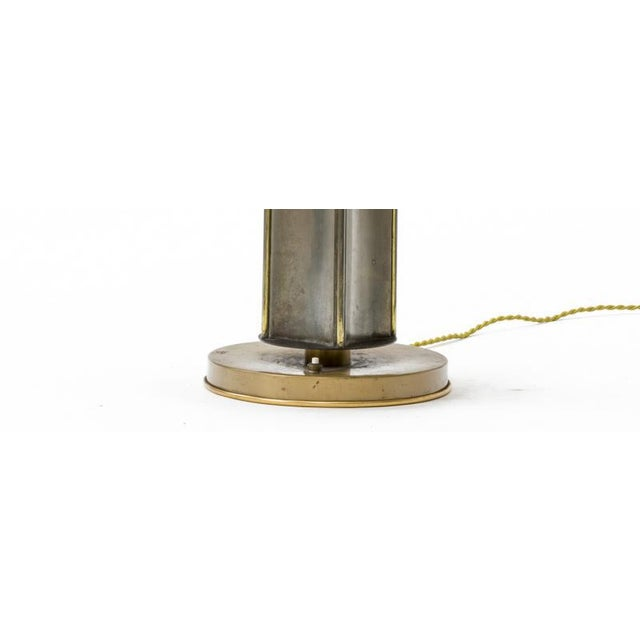 Marcel Asselbur 1950s 4 Rings Table Lamp For Sale - Image 6 of 7