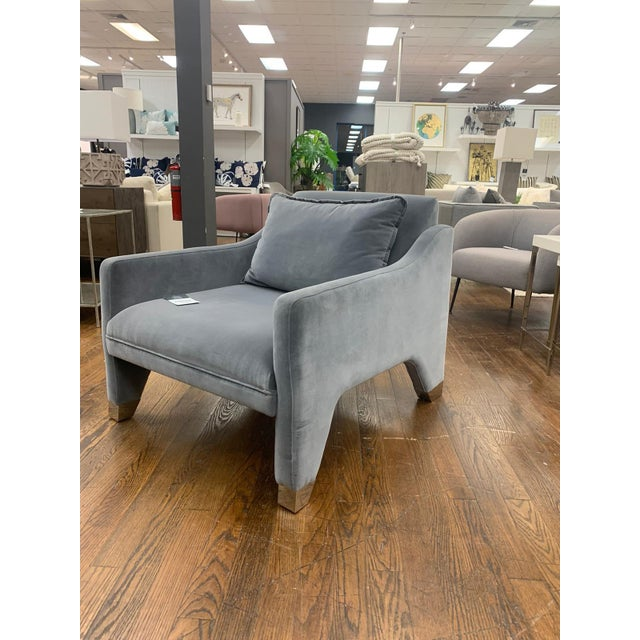 Mid-Century Modern Modern Lyndon Occasional Chair For Sale - Image 3 of 3