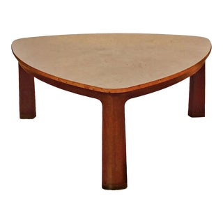1950s Mid-Century Modern Edward Wormley for Dunbar Coffee Table For Sale