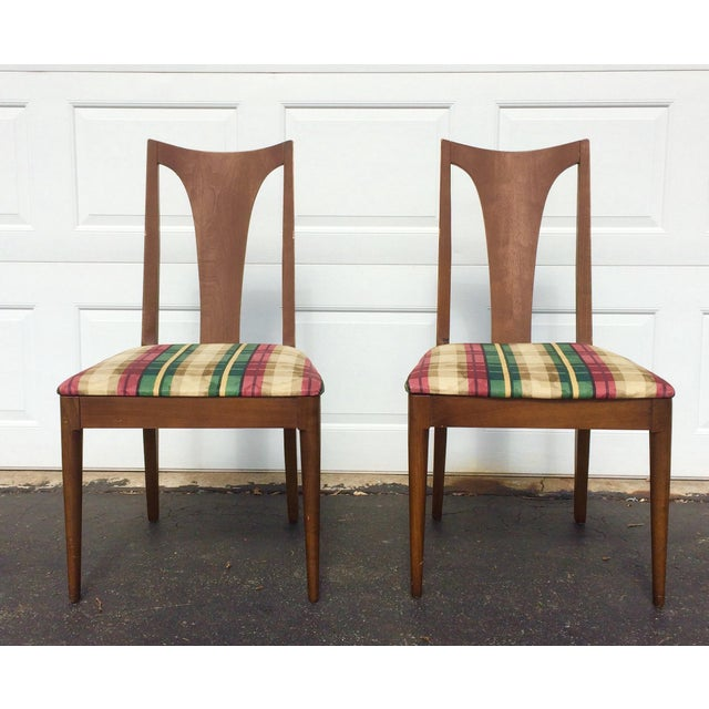 Broyhill Brasilia Dining Chairs - A Pair - Image 2 of 6