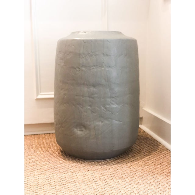 Contemporary Daniel Reynolds Ceramic Hugging Pot For Sale - Image 3 of 3