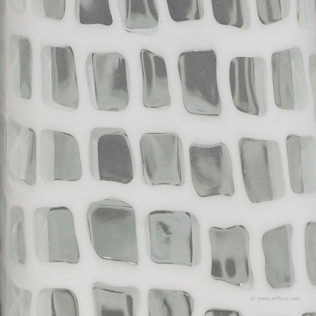 Tobia Scarpa Vase 'occhi' For Venini Ca. 1970 For Sale - Image 6 of 9