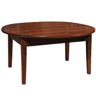 20th Century French Cherry Coffee Table