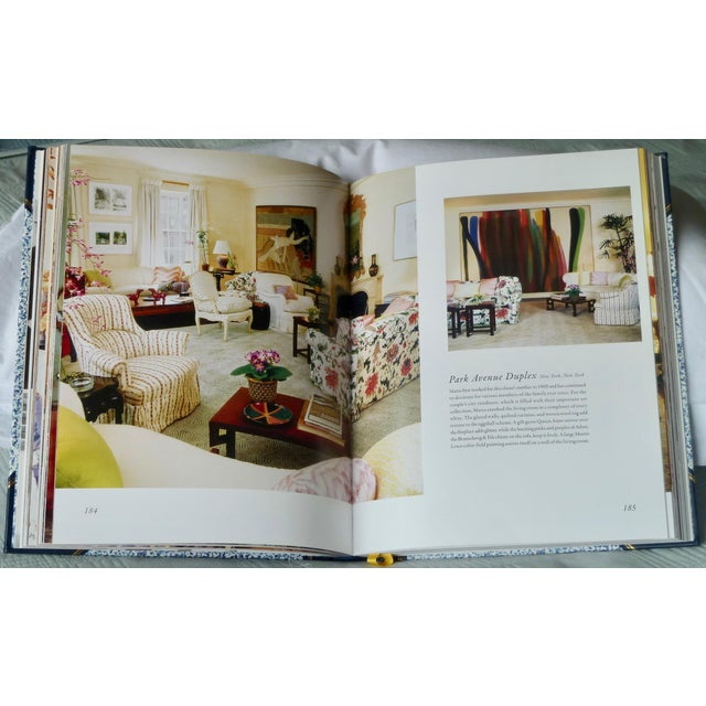 Americana Mario Buatta, Interior Decorator Book For Sale - Image 3 of 8