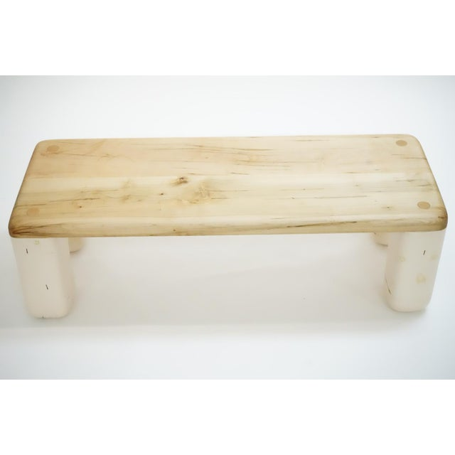 Mediterranean Arch Coffee Table For Sale - Image 3 of 6