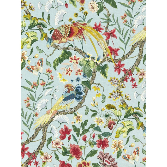 From the Old World Weavers Dorset Coast Collection, Printed Fabrics.