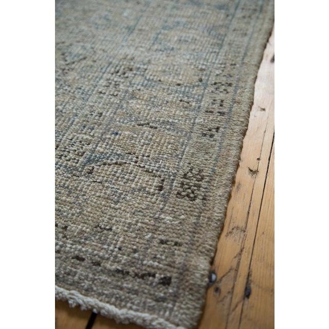 "Distressed Oushak Medallion Carpet - 6'5"" x 9'7"" - Image 3 of 5"