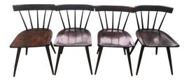 Image of Paul McCobb Dining Chairs