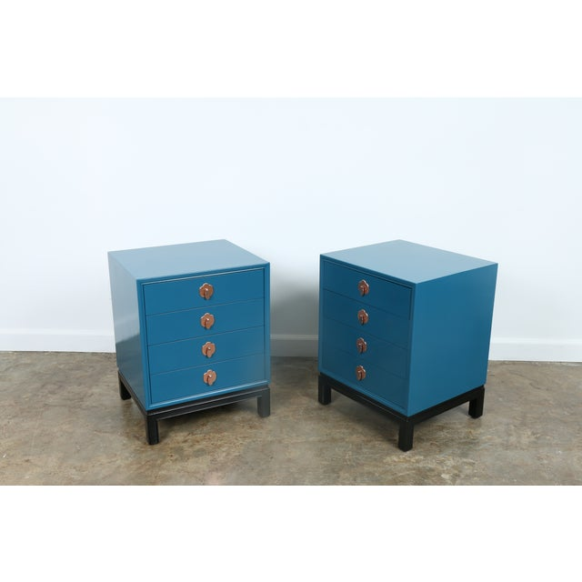 Landstrom Furniture Nightstands - A Pair - Image 2 of 11